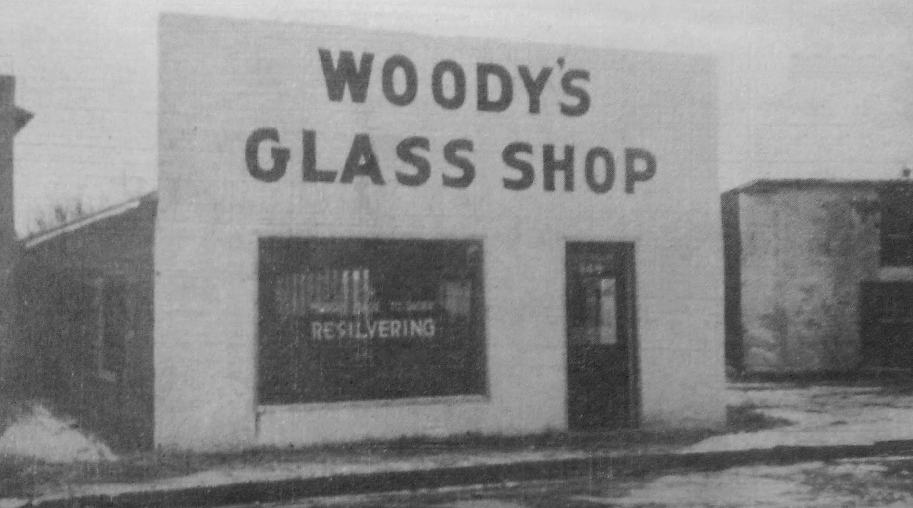 Woodys Original Location